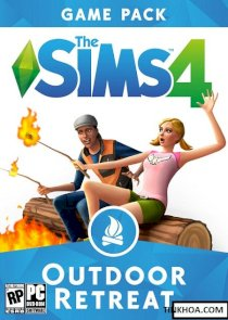 The Sims 4 Outdoor Retreat and Holiday Celebration(PC)