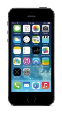 Apple iPhone 5S 16GB Space Gray (Bản Lock)