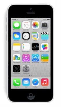 Apple iPhone 5C 32GB White (Bản Unlock)