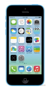 Apple iPhone 5C 32GB CDMA Blue