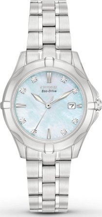 Citizen Women's Diamonds Japanese Watch, 26.5mm 63545