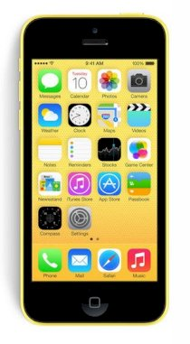 Apple iPhone 5C 16GB CDMA Yellow