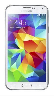 Samsung Galaxy S5 LTE-A SM-G901F 16GB for Europe Shimmering White