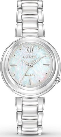 Citizen Women's Sunrise Analog Japanese Watch, 30mm 63302
