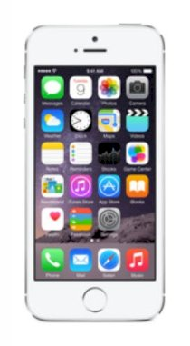 Apple iPhone 5S 64GB CDMA White/Silver