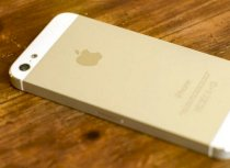 iPhone 5 16GB Gold Champange