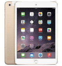Apple iPad Mini 3 64GB iOS 8.1 WiFi - Gold