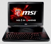 MSI GT72 Dominator Pro Dragon Edition (Intel Core i7-4750HQ 2.5GHz, 24GB RAM, 1TB HDD, VGA NVIDIA GeForce GTX 980M, 17 inch, Windows 8.1)