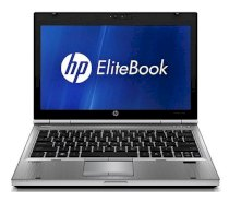 HP Elitebook 2560p (Intel Core i5-2520M, 2.5Ghz, 2GB RAM, 320GB HDD, VAG Intel HD Graphics 3000, 12.5 inch, Windows 7 Professional)