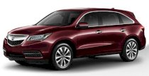 Acura MDX Watch Plus 3.5 AT FWD 2016