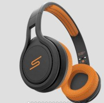 Tai nghe SMS Audio Street By 50 Wired On-Ear Sport Orange