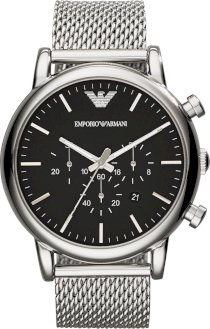 Emporio Armani Men's Chronograph Stainless Steel 46mm 64198