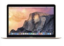 Apple The New MacBook (MK4N2SA/A) (Early 2015) (Intel Core M-5Y70 1.2GHz, 8GB RAM, 512GB HDD, VGA Intel HD Graphics 5300, 12 inch, Mac OSX 10.6 Leopard) - Gold