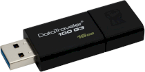 Kingston Digital DataTraveler 100 G3 (DT100G3/16GB)