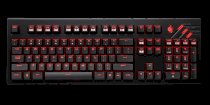 Cooler Master QUICK FIRE ULTIMATE Red switch/Red backlight (SGK-4011-GKCR1)