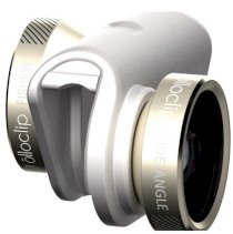 Ống kính Olloclip 4-in-1 Photo Lens for iPhone 6/6 Plus (Gold Lens with White Clip)