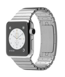 Đồng hồ thông minh Apple Watch 38mm Stainless Steel Case with Stainless Steel Link Bracelet