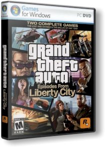 Game Grand Theft Auto: Episodes from Liberty City(PC)