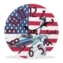 Archies United States Themed Wall Clock