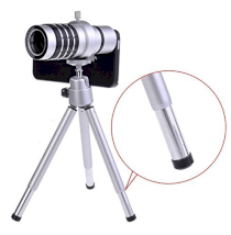 Mobile TelePhoto Lens 12X Zoom cho iPhone 6 , iPhone 6 Plus
