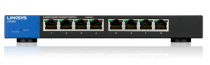 Linksys LGS308 8-Port Smart Gigabit Switch