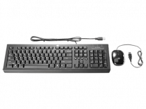 HP USB Essential Keyboard/Mouse Win 8 - H6L29AA