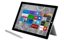 Microsoft Surface 3 (Intel Atom x7-Z8700 1.6GHz, 4GB RAM, 128GB SSD, 10.8 inch, Windows 8.1)
