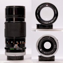 Canon 200mm F4 FDN (SSC)