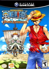 Onepiece Grand Adventure (PS2)