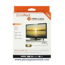 Slimport to HDMI Cable 1.8m (5502)