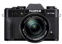 Fujifilm X-T10 (Super EBC XF 16-50mm F3.5-5.6 OIS II) Lens Kit - Black