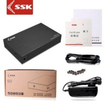 HDD BOX SSK HE-G3000 3.5inch usb 3.0