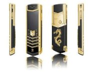 Vertu Signature S Dragon Gold (Đài Loan)