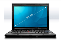 Lenovo Thinkpad X201 (Intel Core i5-560M 2.66GHz, 4GB RAM, 160GB HDD, VGA Intel HD Graphics 5500, 12.1 inch, Windows 7 Professional 64 bit