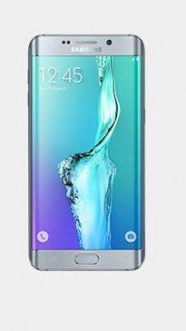 Samsung Galaxy S6 Edge Plus Duos 32GB Silver Titan
