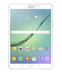 Samsung Galaxy Tab S2 8.0 (SM-T715) (Quad-core 1.9 GHz & quad-core 1.3 GHz, 3GB RAM, 64GB Flash Driver, 8.0 inch, Android OS v5.0.2) WiFi, 4G LTE Model White