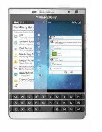 BlackBerry Passport Silver Edition (Oslo)
