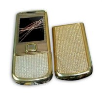 Nokia 8800 Sirocco Diamon Gold