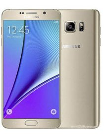 Samsung Galaxy Note 5 SM-N920A 32GB Gold Platinum for AT&T