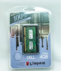 Kingston KTD-L3CL/4GFR - 4GB - DDR3 - Bus 1600Mhz - PC3 12800 1.35V for DELL