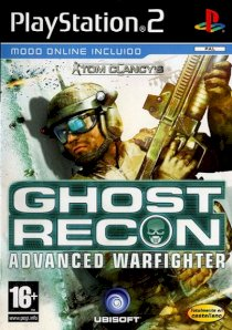 Phần mềm game Tom Clancy's Ghost Recon Advanced Warfighter (PS2)