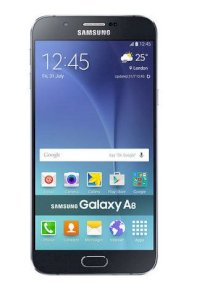 Samsung Galaxy A8 Duos (SM-A800F) Midnight Black