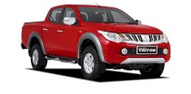 Mitsubishi Triton Double Cabin EXCEED 2.5 AT 2016