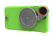 Ống kính 4 trong 1 Ztylus Lite Series Camera Kit for iPhone 6 Plus Green