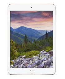 Apple iPad Mini 4 Retina 16GB WiFi 4G Cellular - Gold