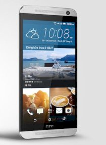 HTC One E9 Dual Sim White
