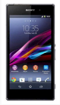 Sony Xperia Z1 Black for T-Mobile