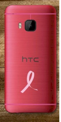 HTC One M9 (HTC M9 / HTC One Hima) Bow Pink