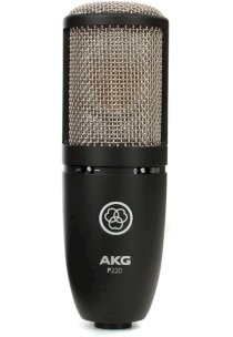 Microphone AKG P220 Large-Diaphagm Condenser