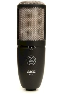 Microphone AKG P420 High-Performance Multipattern Condenser